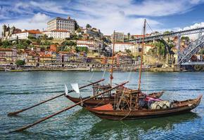 imagen viaje a Oporto