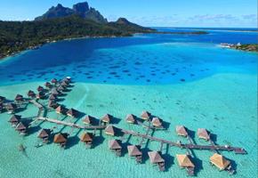 imagen viaje a la costa oeste y Polinesia