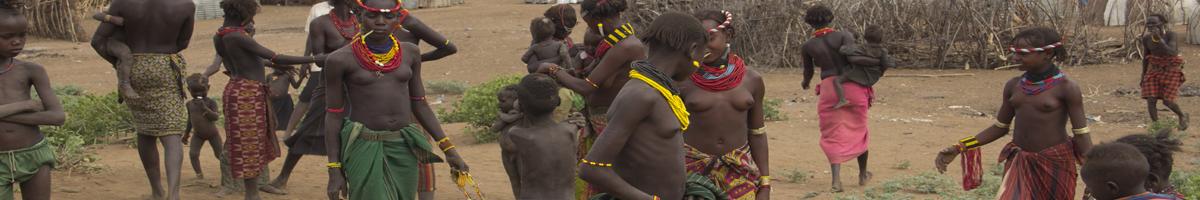 Viajes para conocer tribus y etnias